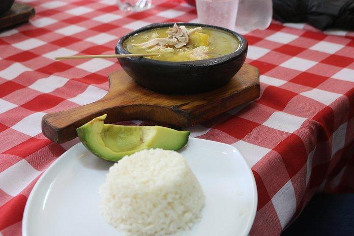 Food Tour in La Candelaria Bogotá