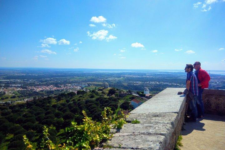 Lisbon South Side : Arrabida Natural Park & Wine Tasting Small Group Tour