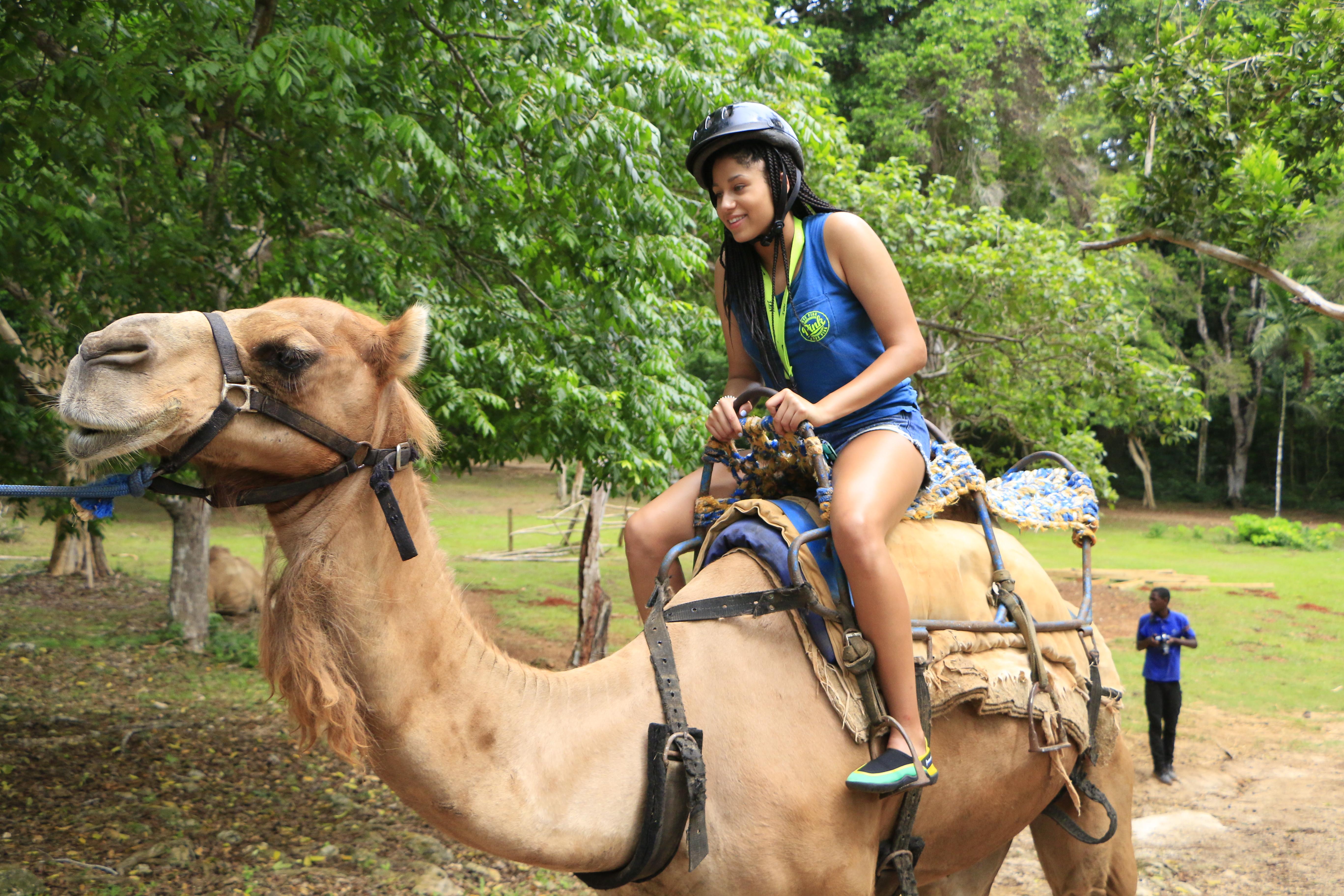Go for a camel ride