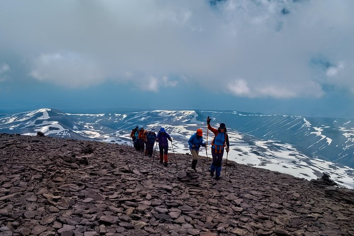 Visit for scenic views on this trek
