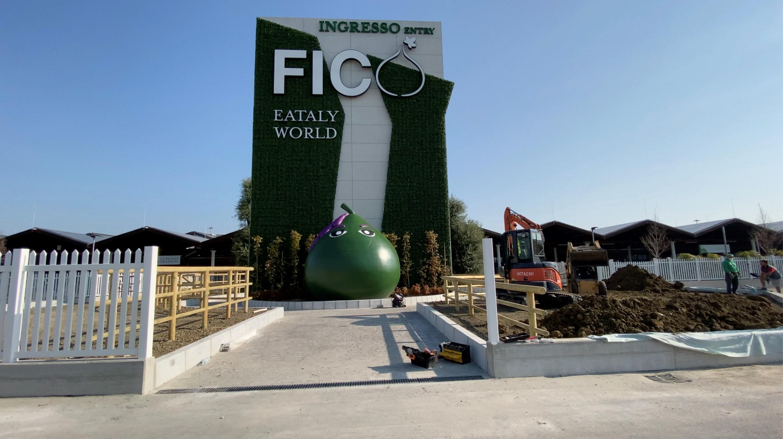 FICO and Luna Farm entrance ticket