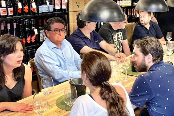 Alicante Wine Tasting with sommelier
