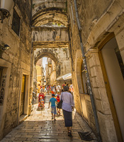 imagem da experiência Walking tour em Split