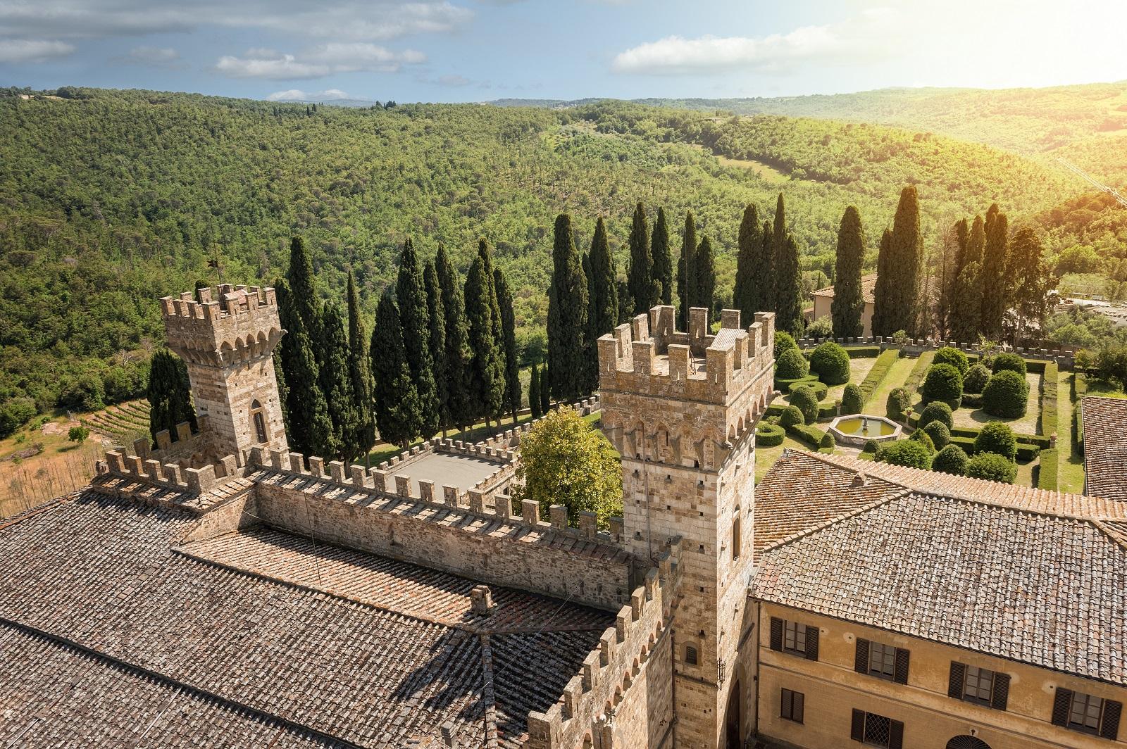 Chianti Wine tour and Badia a Passignano
