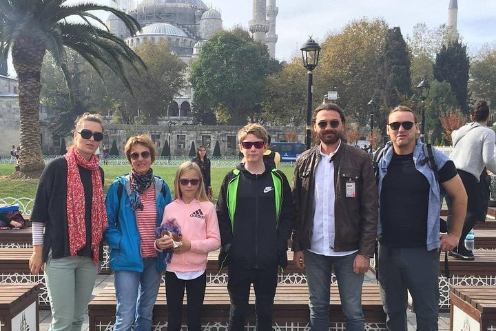 For Cruisers: Istanbul Private Guided Tour