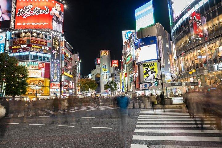 Visit Tokyo city center