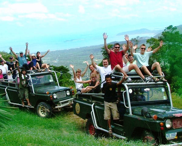 Have the most fun on this safari