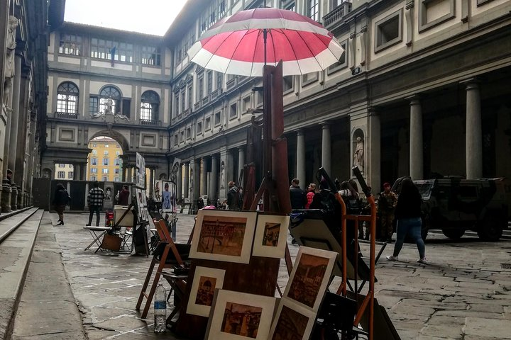 Taste of Florence & lunch with tasting of typical Florentine products