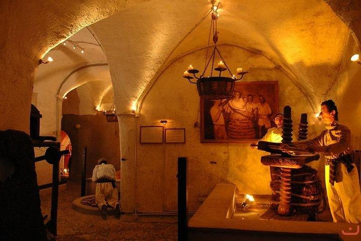 Santorini Acient Akrotiri and Wine museum