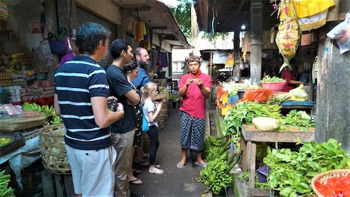 Best Bali Cooking Class with Ubud Monkey Forest and 2 Hour Spa