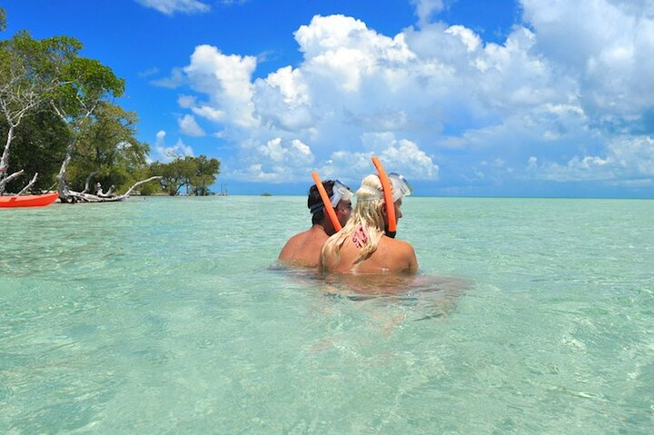 Amazing Day trip in Key West with Boat, Snorkeling Tour, Music and Free Open Bar