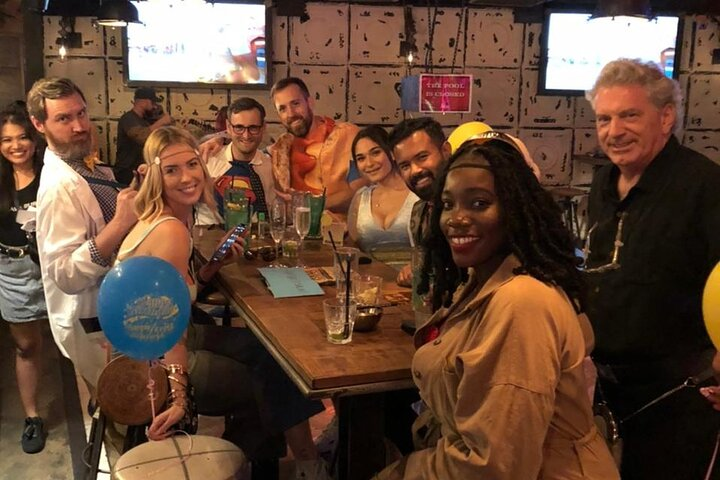 Private Group Pub Crawl and Events Transport Included