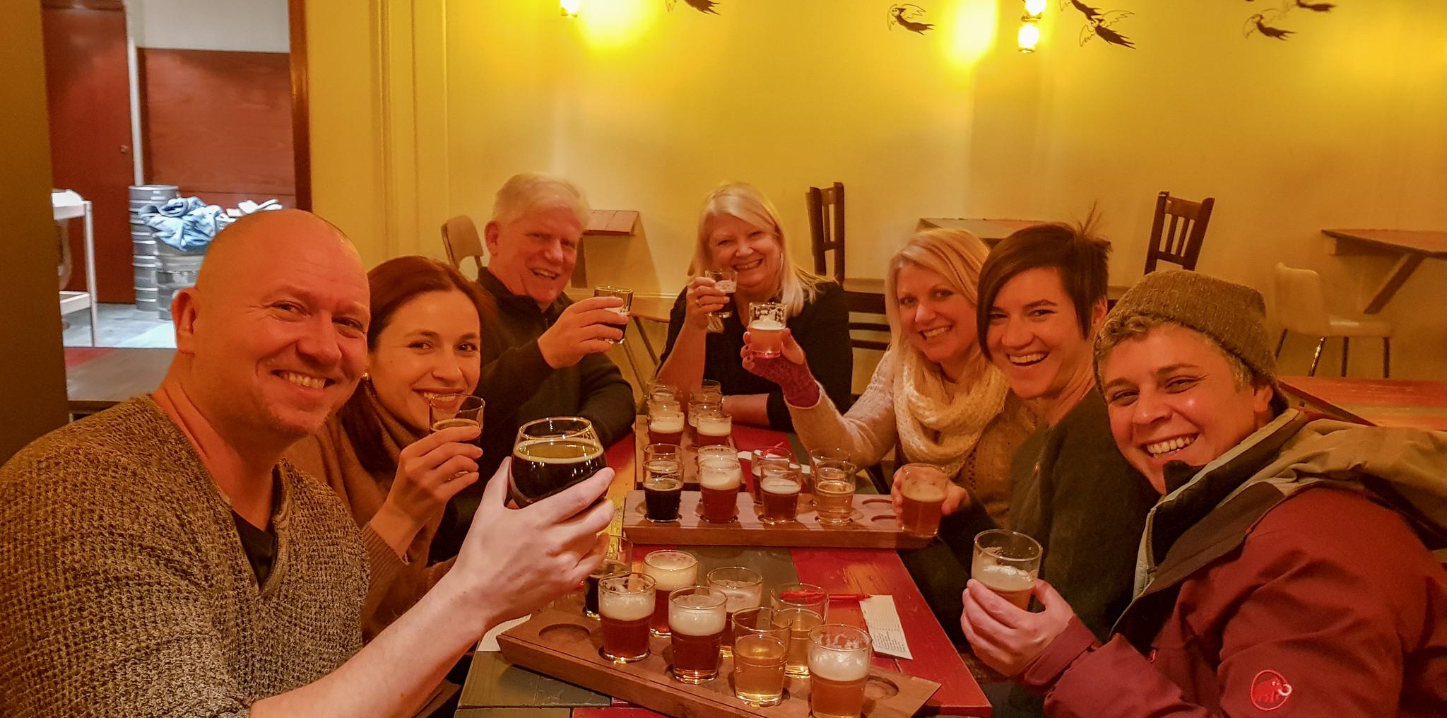 Reykjavik Beer & Booze Tour