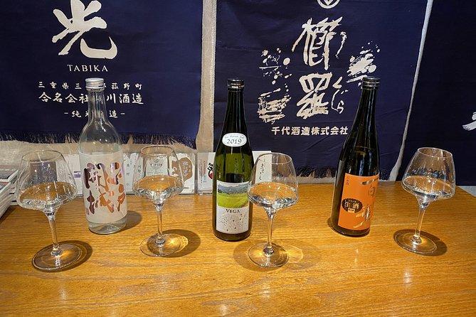 Tokyo Insider Sake Tasting Tour