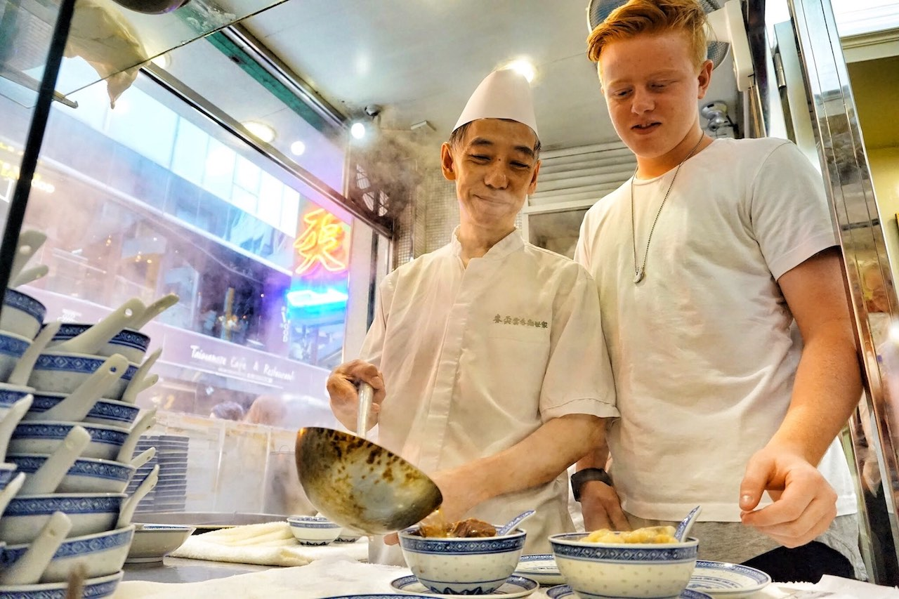 Private Food Tour of Hong Kong
