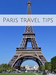 Tips for an enjoyable stay in PARIS (Virtual class lesson by Video Meeting )