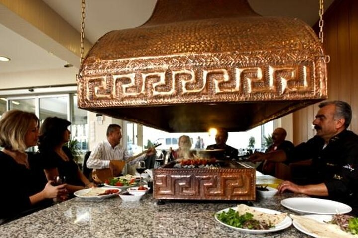 Istanbul Dining Out Turkish Style Tour