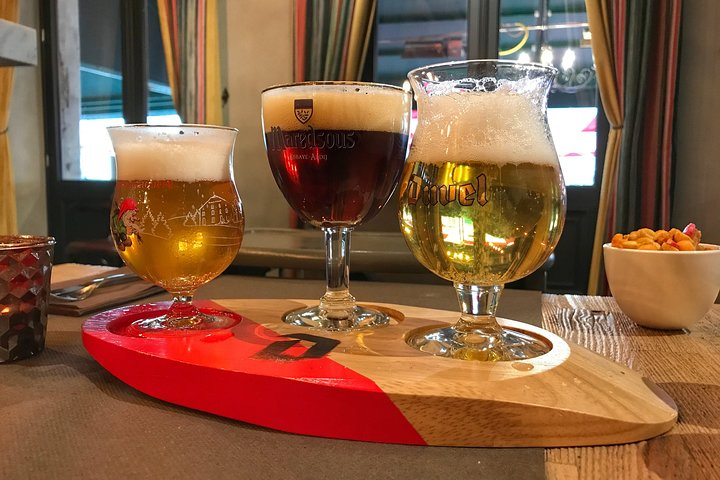 Private Tour in Brussel of the Belgian Food culture