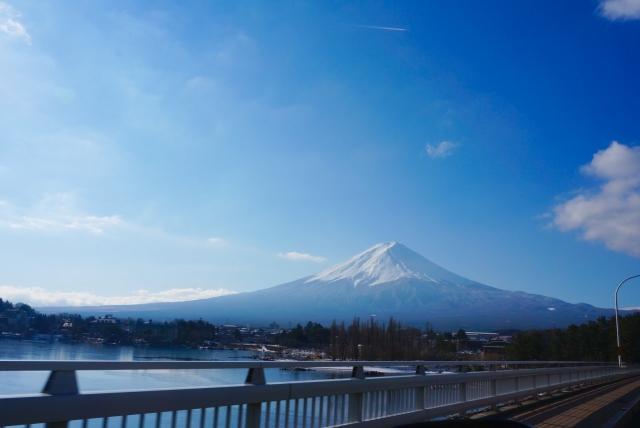 Come close to Mt. Fuji