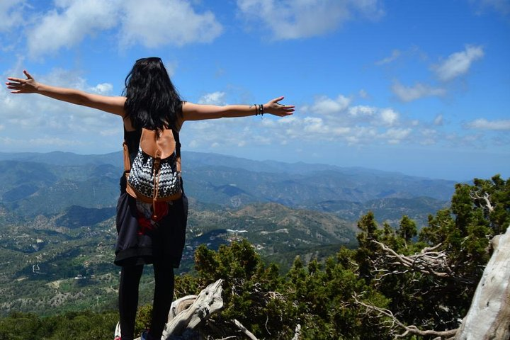 Get to breathtaking viewpoints