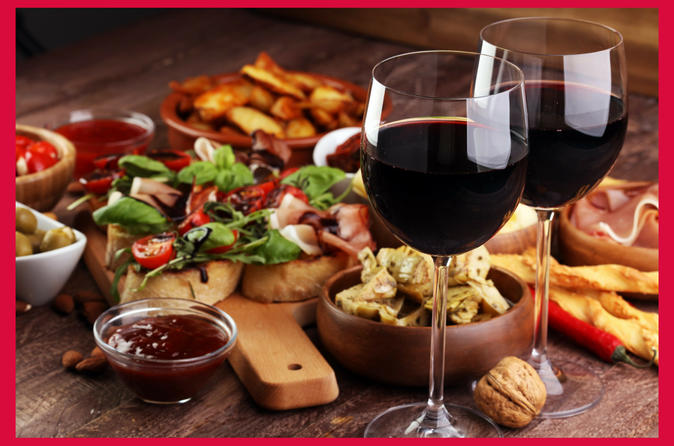 The art of the Italian Aperitivo with a Cesarina: Learn & Enjoy in Lucca