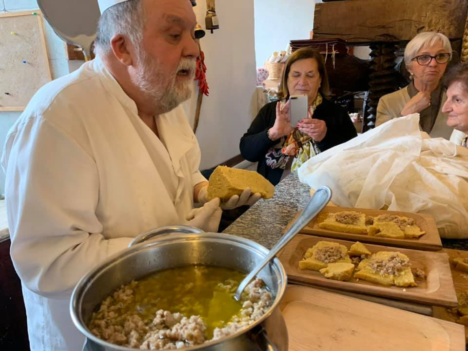 Cooking experience in the heart of Abruzzo: learn to do