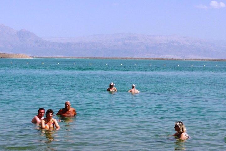 Take a dip into Dead Sea