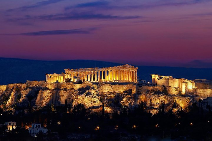 Guided Cocktail Tasting and Bar Crawl with best views of The Acropolis of Athens