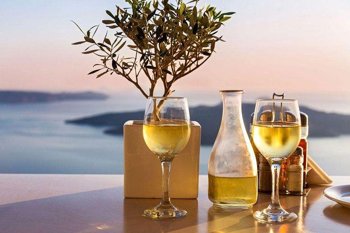 Santorini wine roads Half day