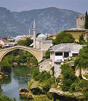 imagem da experiência Mostar e cachoeiras de Kravica
