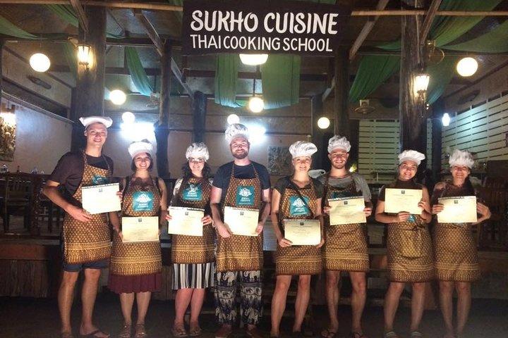 Sukho Cuisine Thai Cooking School From Koh Lanta