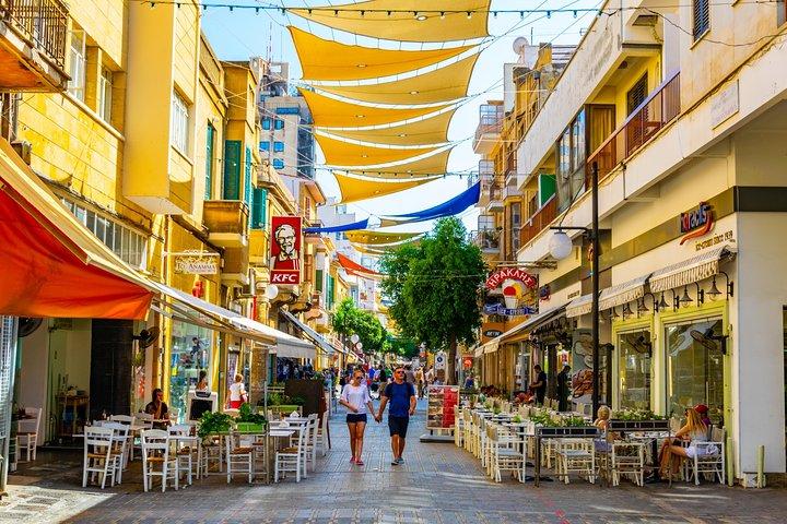 Old & New Nicosia Walking Tour