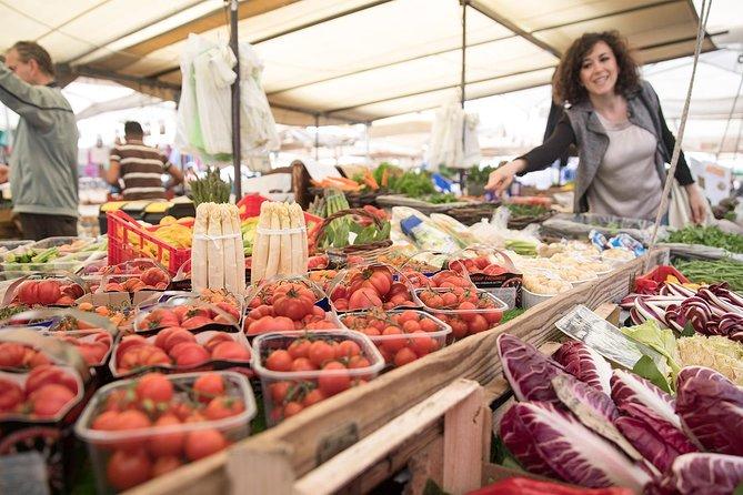 Small-Group Rome Food Walking Tour: Trastevere,Campo de' Fiori and Jewish Ghetto