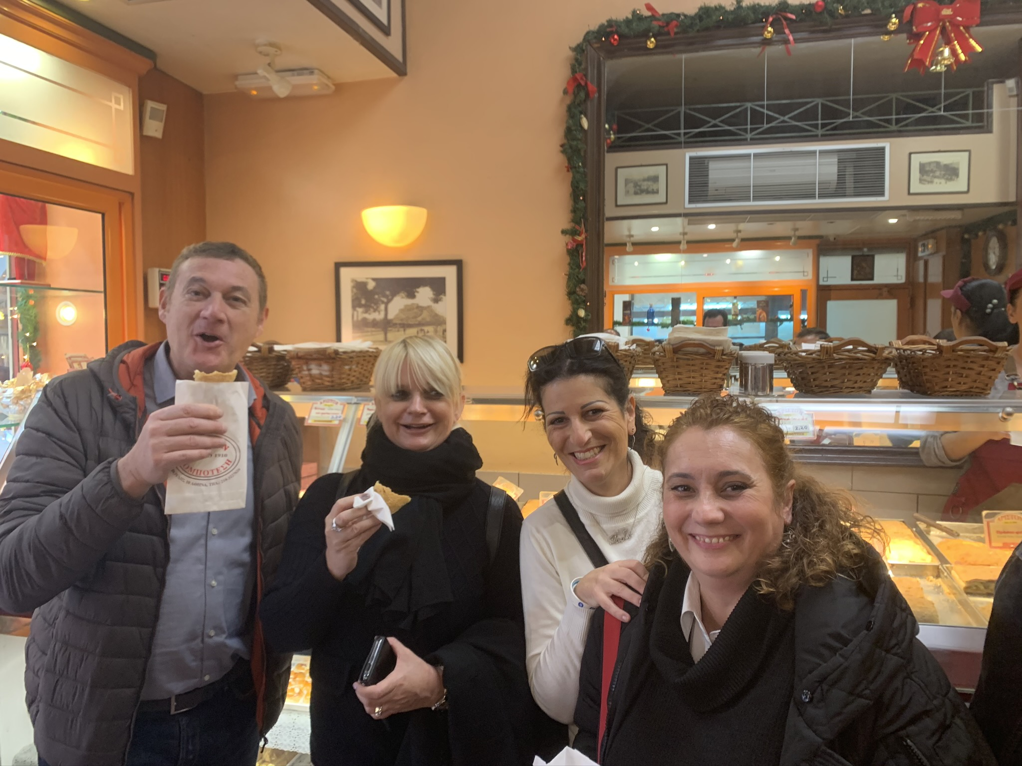 Tastes & Traditions of Athens Food Tour
