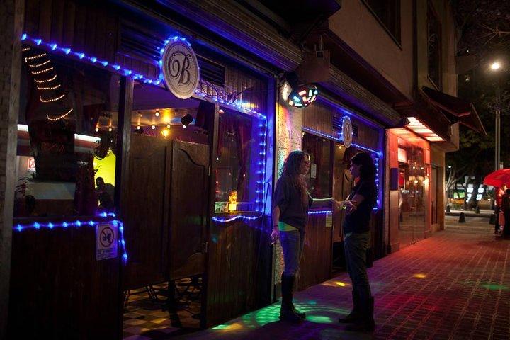 Night City Tour in Bogota