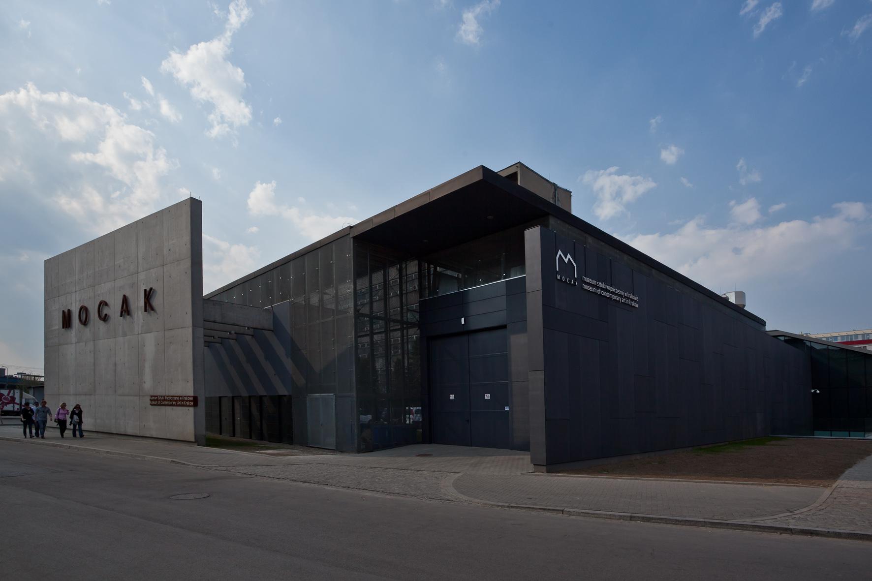 MOCAK the Museum of Contemporary Art in Krakow