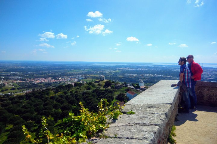 Arrabida Natural Park & Wine Region Small Group Tour