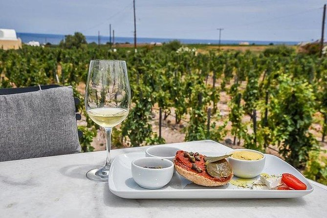 Santorini History and Wine in Vino Veritas Half Day Tour with Tasings