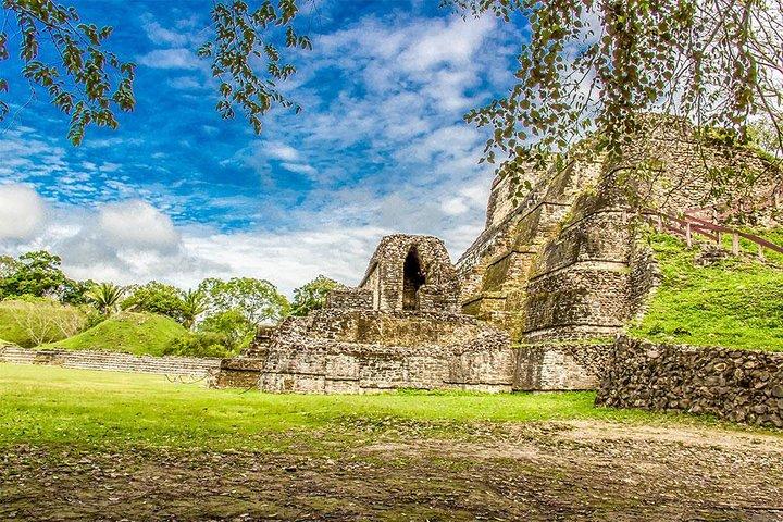 Explore the Mayan ruins