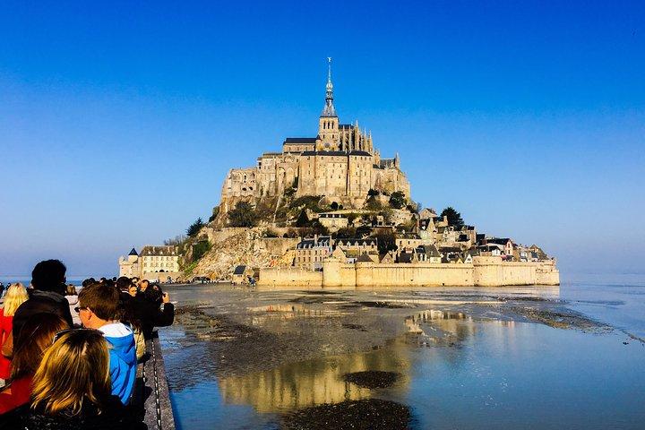 Admire the fantastical architecture