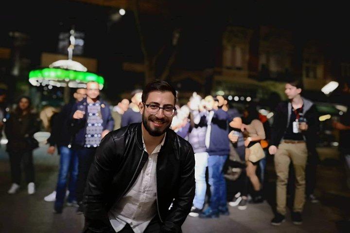 Budapest Bar Crawl