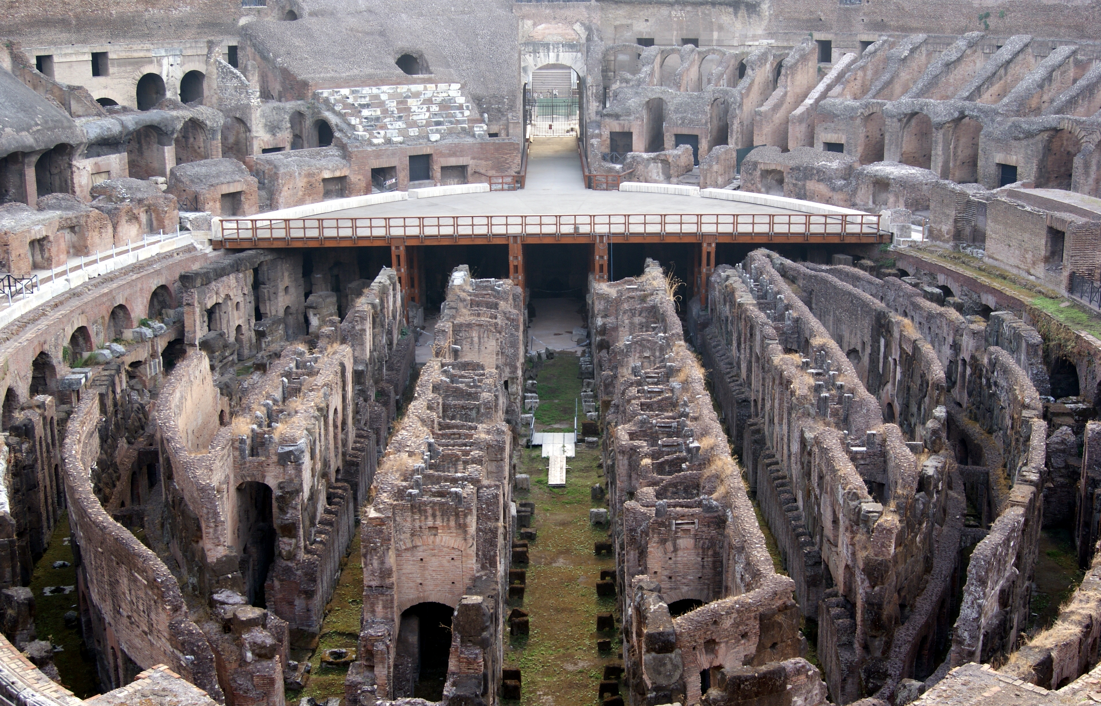 Fast Track Colosseum with Arena and afternoon Vatican Museums Tour