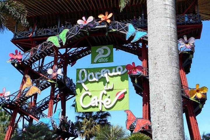 Coffee Amusement & Museum Park Day Tour