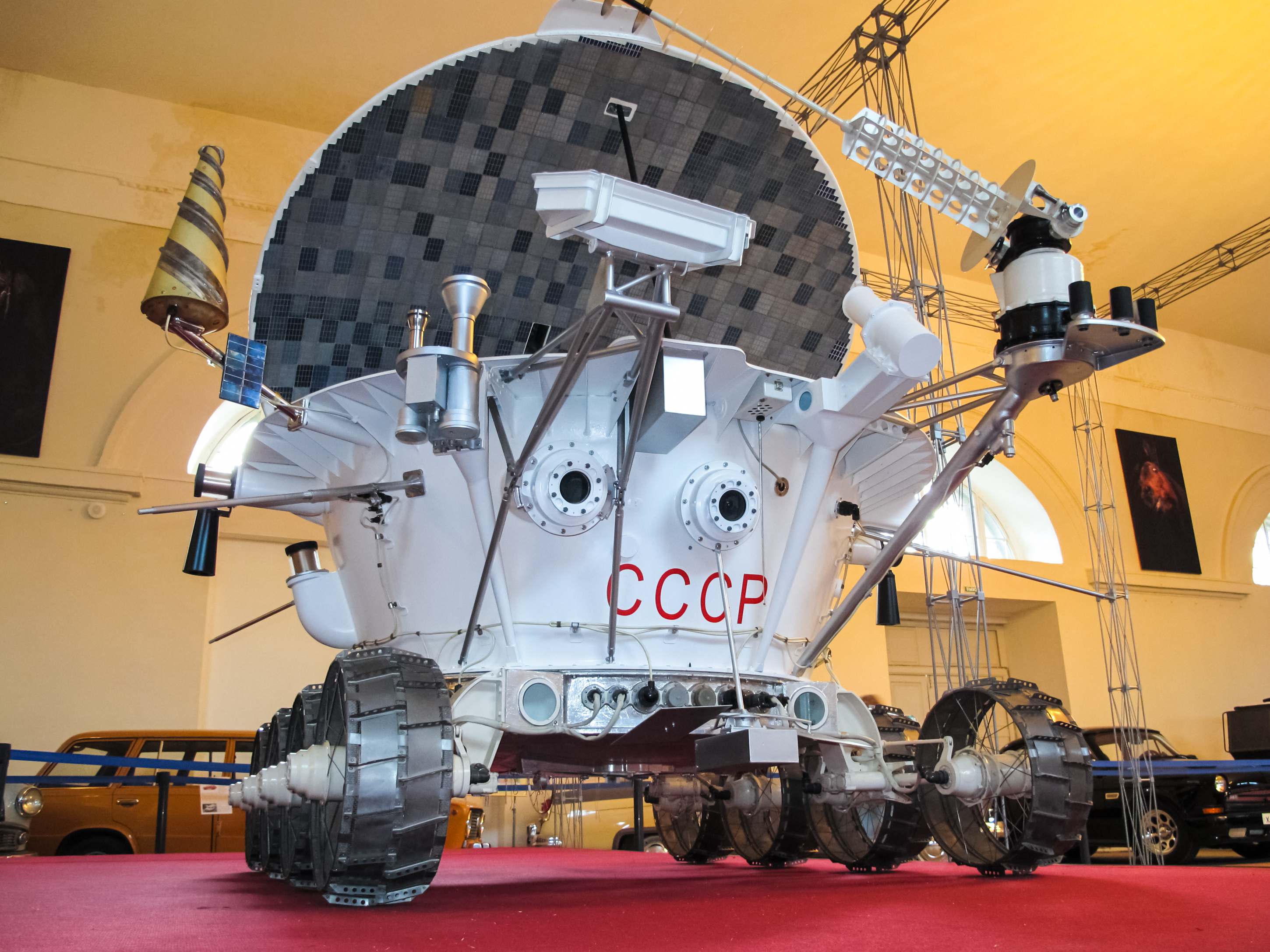 USSR space history