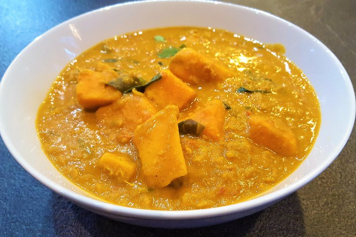 Vegetarian/Vegan Curry Cooking Class – pure comfort food for the soul!