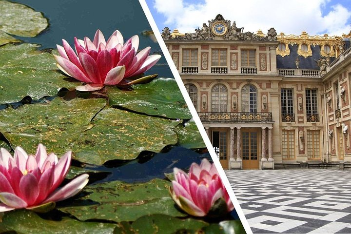 Versailles & Giverny: Private day-trip - Pickup and drop off from your hotel