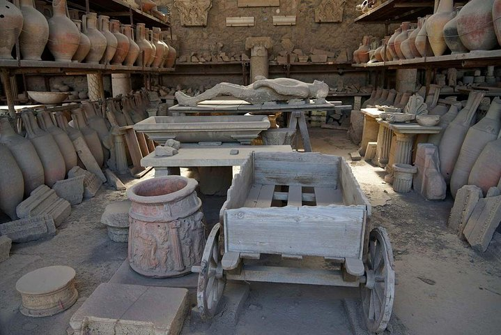 Pompeii & Pizza, tour with private guide in Ancient Pompeii and Neapolitan Pizza ....
