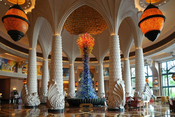 Atlantis The Palm Lunch and Dubai Sightseeing