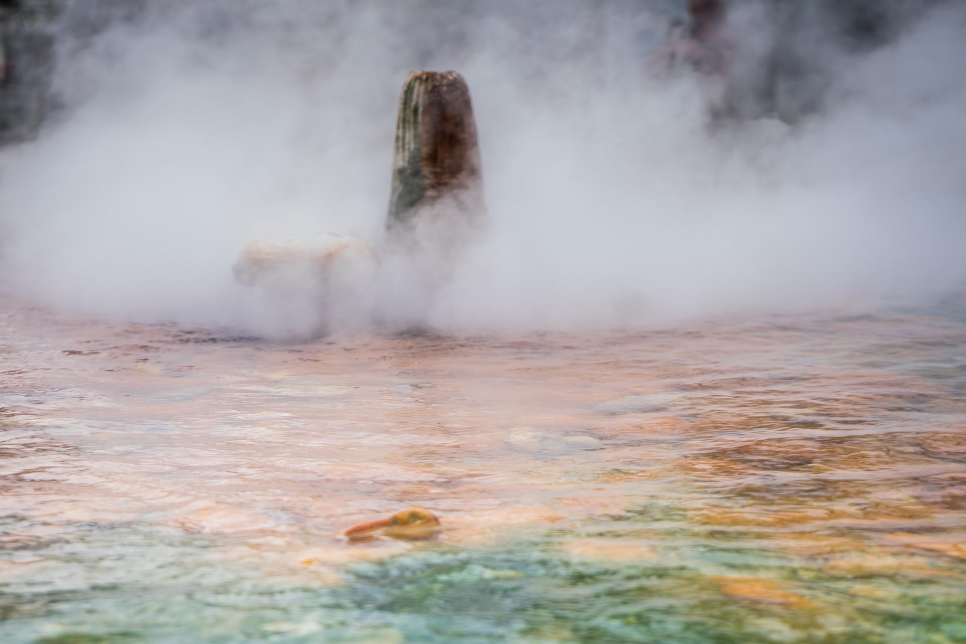 Hot springs of Karlovy Vary