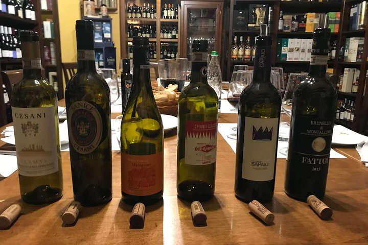 The great wines of Tuscany